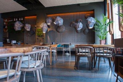 restaurant - design